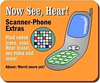 Promo for scannerphone idea